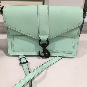 Rebecca Minkoff Crossbody Bag with black hardware